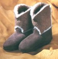 Infant Baby Booties - Product Image