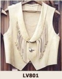 Ladies Vest 801 - Product Image