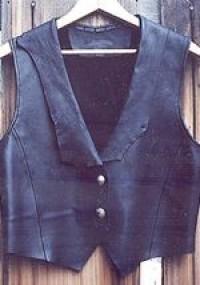Ladies Vest 803 - Product Image