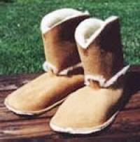 Mens Cowboy Bootie - Product Image